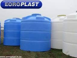 Полиэтиленовые емкости пластиковые пищевые для полива