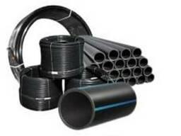 Пластмассовые трубы для воды питьевой, пищевые