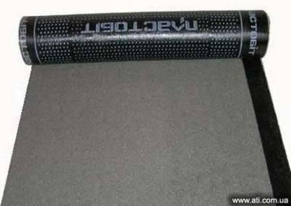 Пластобит Пс-СХ-4.0 сланец 4,0 10 стеклохолст