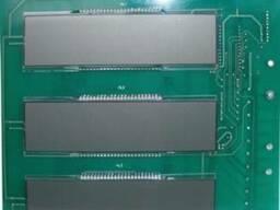 Плата индикации КЗМ-200 без подсветки OD5.070.002