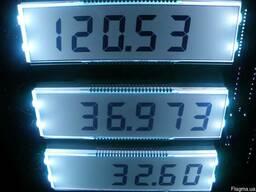 Плата индикации КЗМ-200 с подсветкой OD5.070.002-01 - фото 2
