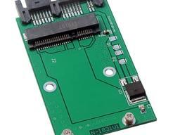 Плата переходник SONY VPC-Z1290X для ssd диска Новый