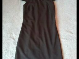Платье чёрное KP