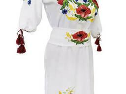 Платье вышивка для девушек, подросток