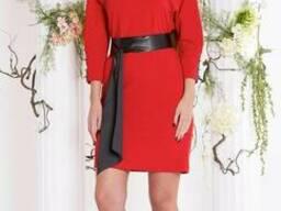 Платье трикотажное H-239-004