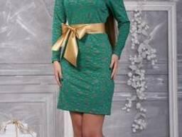 Платье трикотажное H-247/2-003