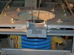 Плавильная индукционная печь ТПЧ ТВЧ