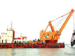 Корабельный кран