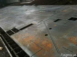 Плазменная и газовая резка ( раскрой) металла станком ЧПУ