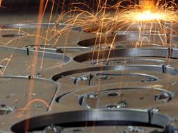 Плазменная(лазерная) резка, гибка, раскрой металла Черкассы