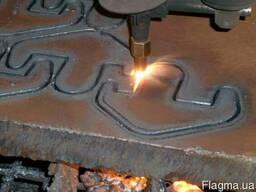 Плазменная резка метала чпу