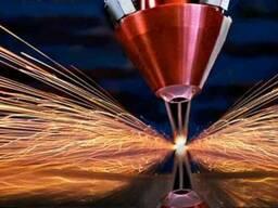 Плазменная резка металла. Лазерная резка металла.
