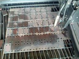 Плазменная резка металла на ЧПУ станке