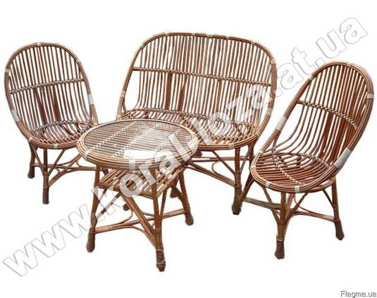 Плетеная мебель из лозы 682-34
