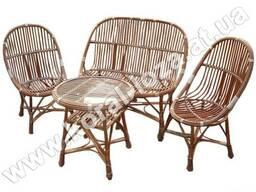 Плетеная мебель из лозы 682-34 - фото 1