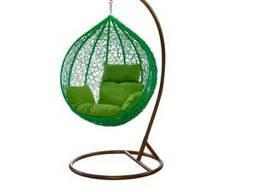 Плетений крісло кокон куля купити