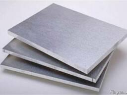 Плита алюминиевая 2024 Т351 порезка 50х1520х3020 мм