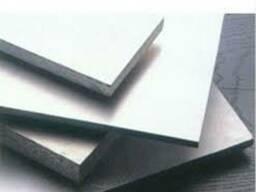 Алюминиевая плита 50мм сплав 1163