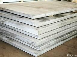 Плита алюминиевая 60 (1,52х3,02) 2024 T351