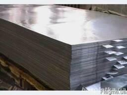 Лист алюминиевый 10х1500х4000 мм Д16