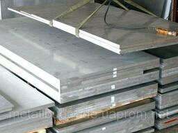 Плита алюминиевая Д16Т (2024 Т351) 70х1520х3020мм