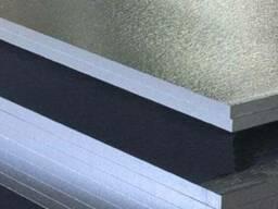 Лист дюралюминиевый 20х1200х3000 мм Д16 ціна купити гост