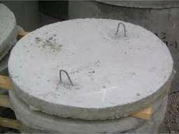 Плита днища кольца ПН 15 купить Киев, цена Киев