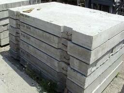 Плита дорожная ПД 2-6 2000х3000х180мм.