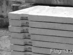 Плита дорожная ПДС (1,5х3,0х0,15)