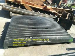 Плита дробящая McCloskey J40 504-015-086А