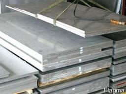 Плита дюралевая Д16, В95, 10-120,0 мм