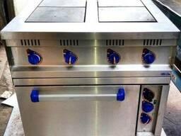 Распродажа плита б/у электрическая, газовая, тепловое оборуд