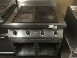 Плита электрическая б/у промышленная электроплита для рестор