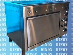 Плита электрическая с духовкой для столовых и общепита
