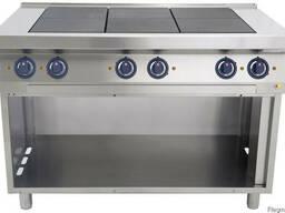 Плита электрическая Kogast EST67/P профессиональная плита