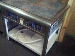 Плита электрическая промышленная б/у для столовой, кафе