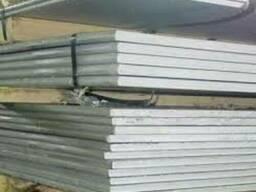 Плита (лист) алюминиевый АМГ5 12 мм, 16 мм, 20 мм, 25 мм.
