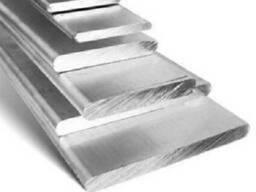 Шина алюминиевая полоса 10х120х3000 мм АД31 твёрдая и мягкая