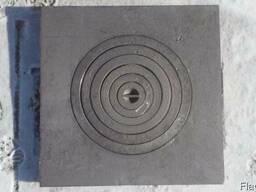 Плита одноконфорочная ПОФ-3 (320х620)