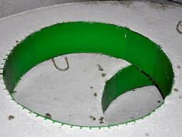 Плита перекрытия колодца с ПВХ 2ПП25.2-1-П