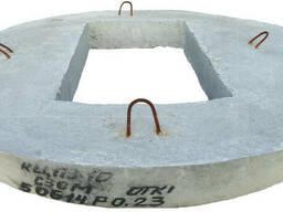 Плита перекрытия, крышка КЦП 3-10