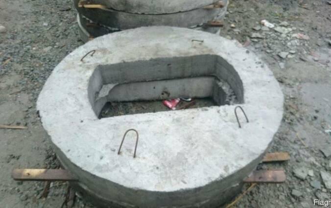 Плита перекрытия ливнеприемника КЦП 3-10