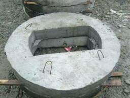 Плита перекрытия ливнеприемника КЦП 3-10 - photo 1