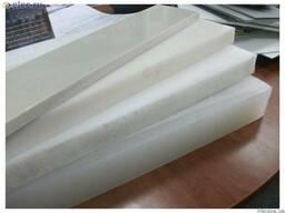 Плита из пищевого полиэтилена Плита п/э 2000х1000х20