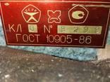 Плита поверочная гранитная 400х400мм. Класс 0, ГОСТ 10905-86 - фото 5