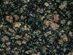 Плитка,брусчатка гранитная Корнинского месторождения