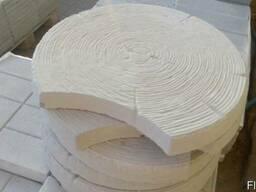 Плитка декоративная «срез дерева» Ø620х60