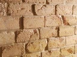 Плитка для фасада, природный камень