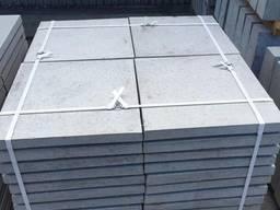Тротуарная плитка армированная 500х500х60