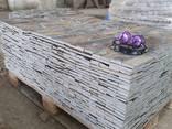 Плитка фасадная из натурального природного камня сланец - фото 2